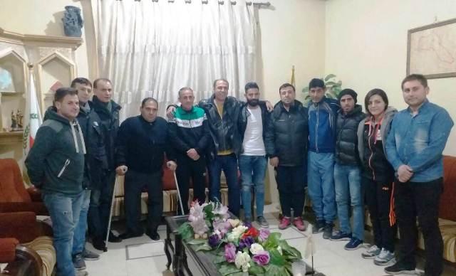 Photo of نادي برخدان الرّياضي بإقليم الجّزيرة يعلن عن إدارته الجّديدة