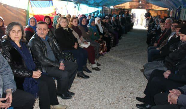 """Photo of الحزب السرياني ينصب خيمة اعتصام لدعم  ومساندة """"مقاومة العصر"""""""