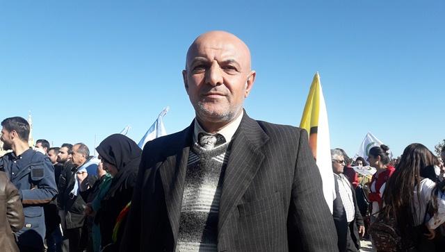 Photo of بيجان إبراهيم: الاحتلال التّركي يستهدف مشروعنا الفيدرالي