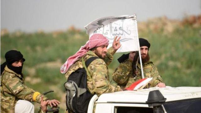 Photo of الجماعات التي تقاتل إلى جانب تركيا في عفرين