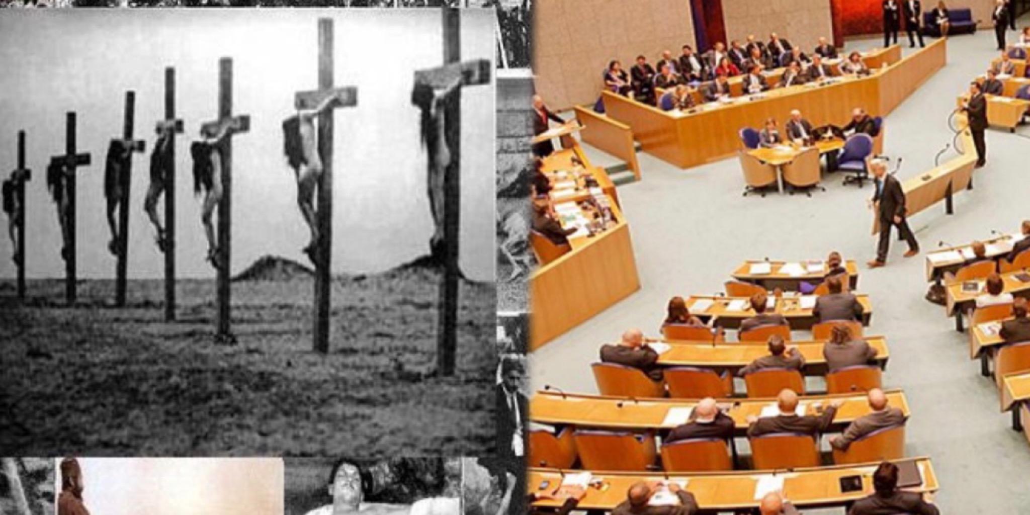 Photo of هولندا تعتبر جرائم الأتراك بحق الأرمن إبادة جماعية