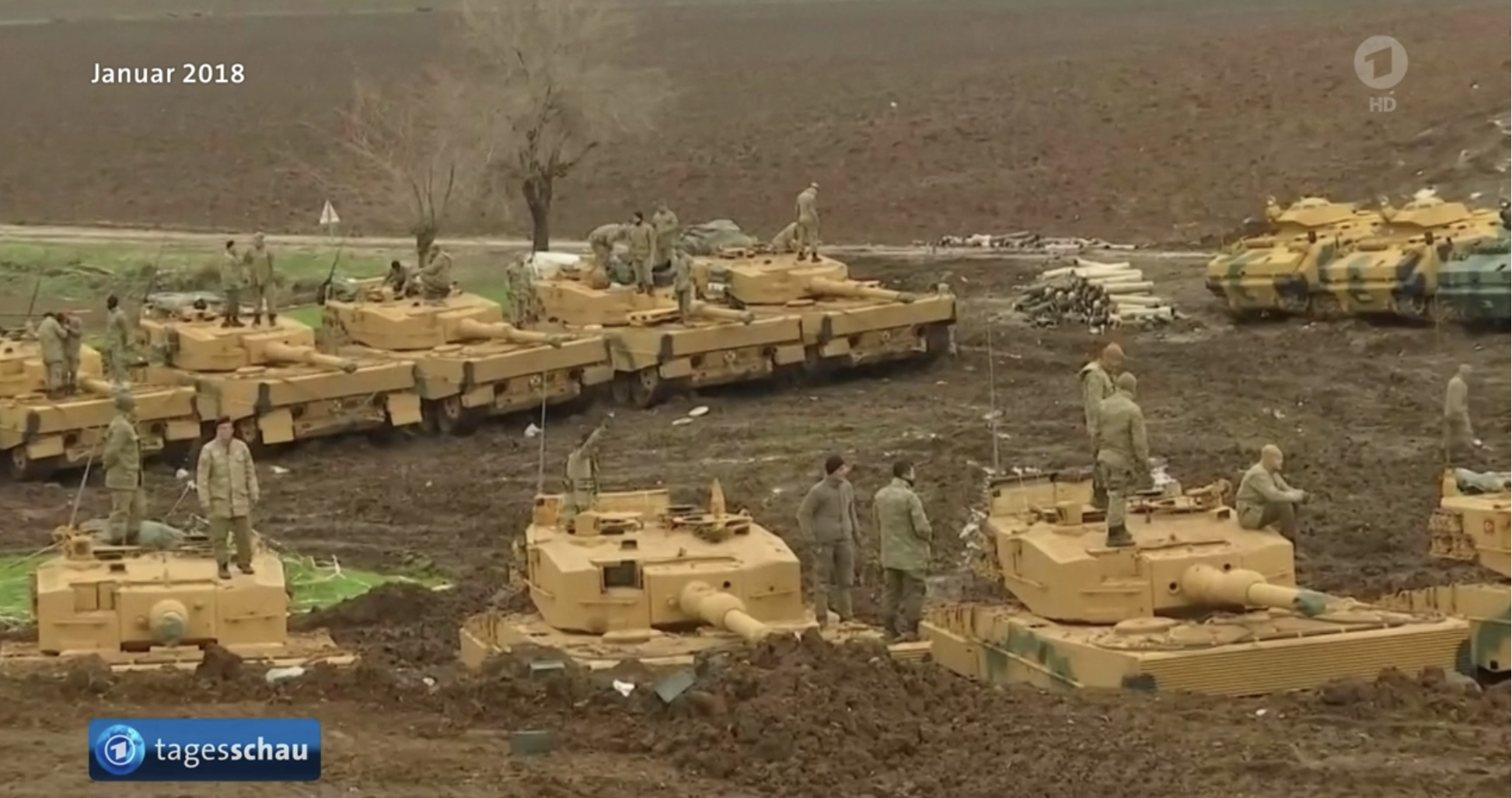 Photo of ألمانيا مستمرة في تحديث الدبابات التي تقصف عفرين
