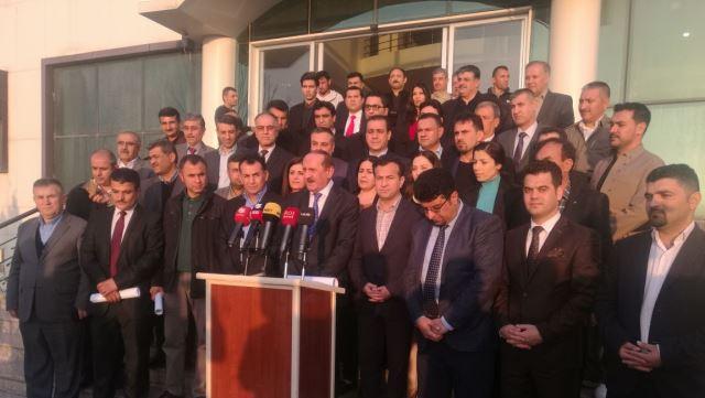 Photo of بدعوة من KNK تجتمع الأحزاب الكردية لدعم مقاومة عفرين