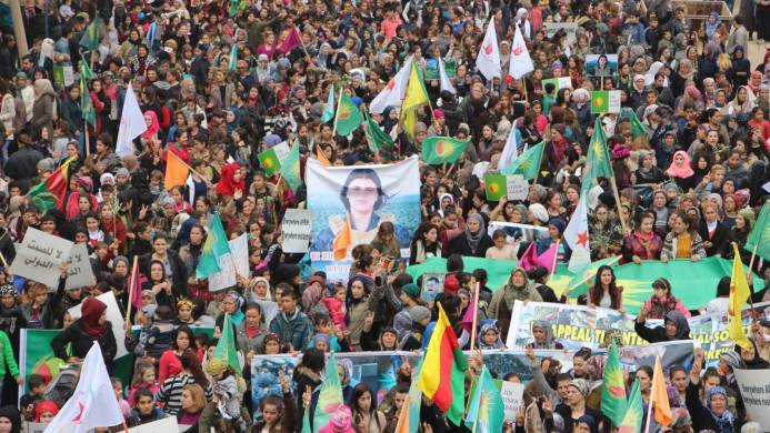 Photo of نداء من المنظمات النسوية في عفرين