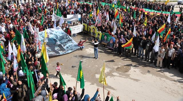 Photo of لنّ تستطيع أيّة قوّةٍ في العالم أن تكسر إرادة المقاومة في عفرين