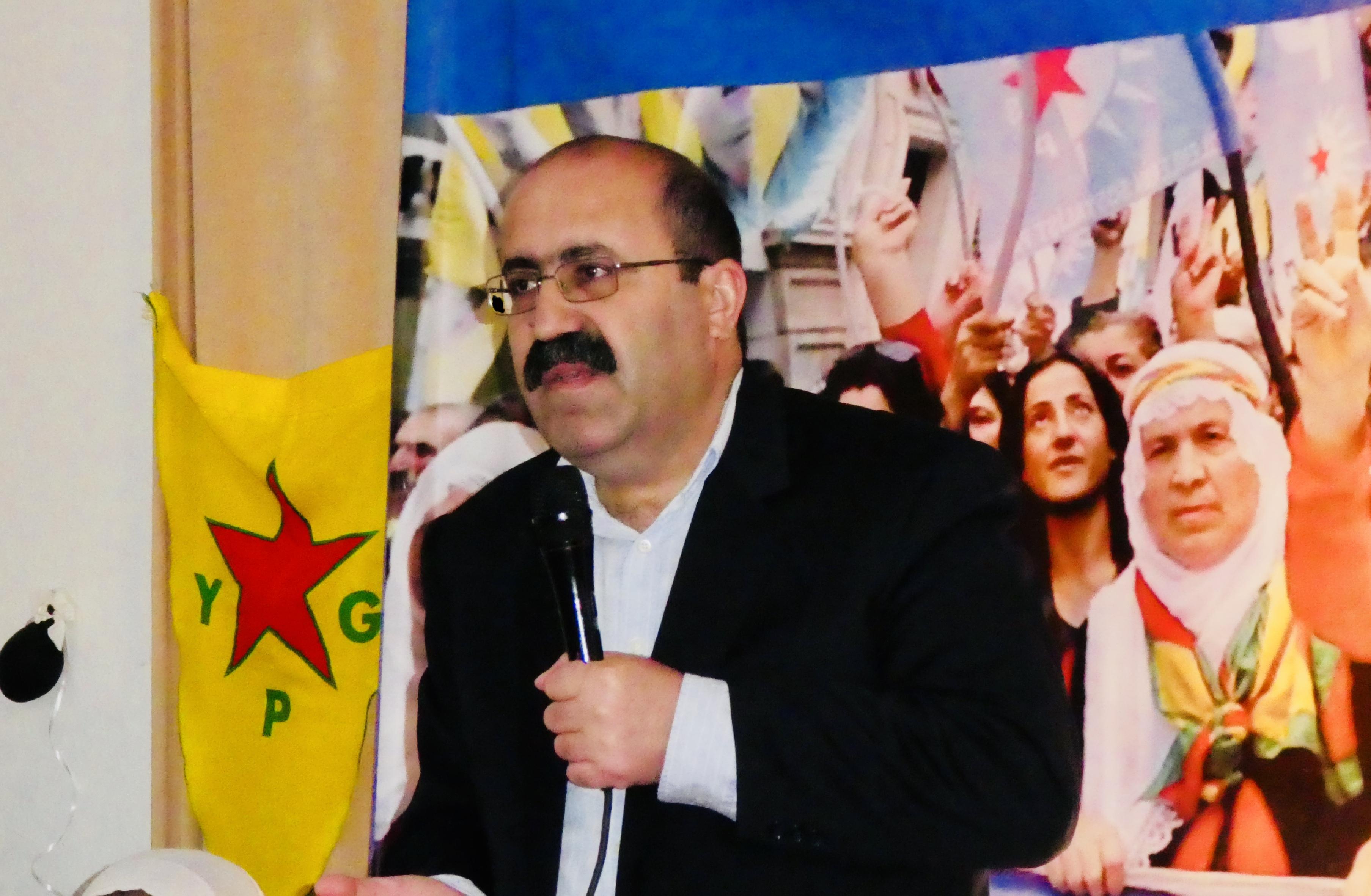 Photo of شاهوز حسن : مقاومة عفرين مستمرة ونحن من هزمنا داعش