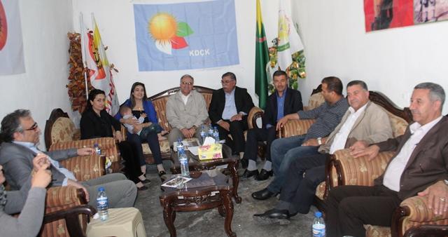 Photo of أحزاب وحركات سياسية: المجلس الكردي يلفظ أنفاسه الأخيرة