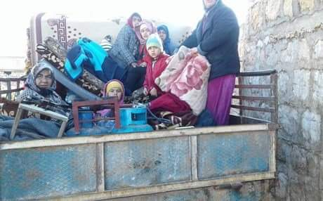 Photo of هيومن رايتس ووتش : الحكومة السورية تمنع سكان عفرين من الفرار وتلقي المساعدات