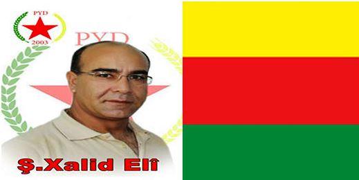 Photo of اللجنة التنفيذية في TEV-DEM تعزي الـPYD بشهادة خالد كوتي