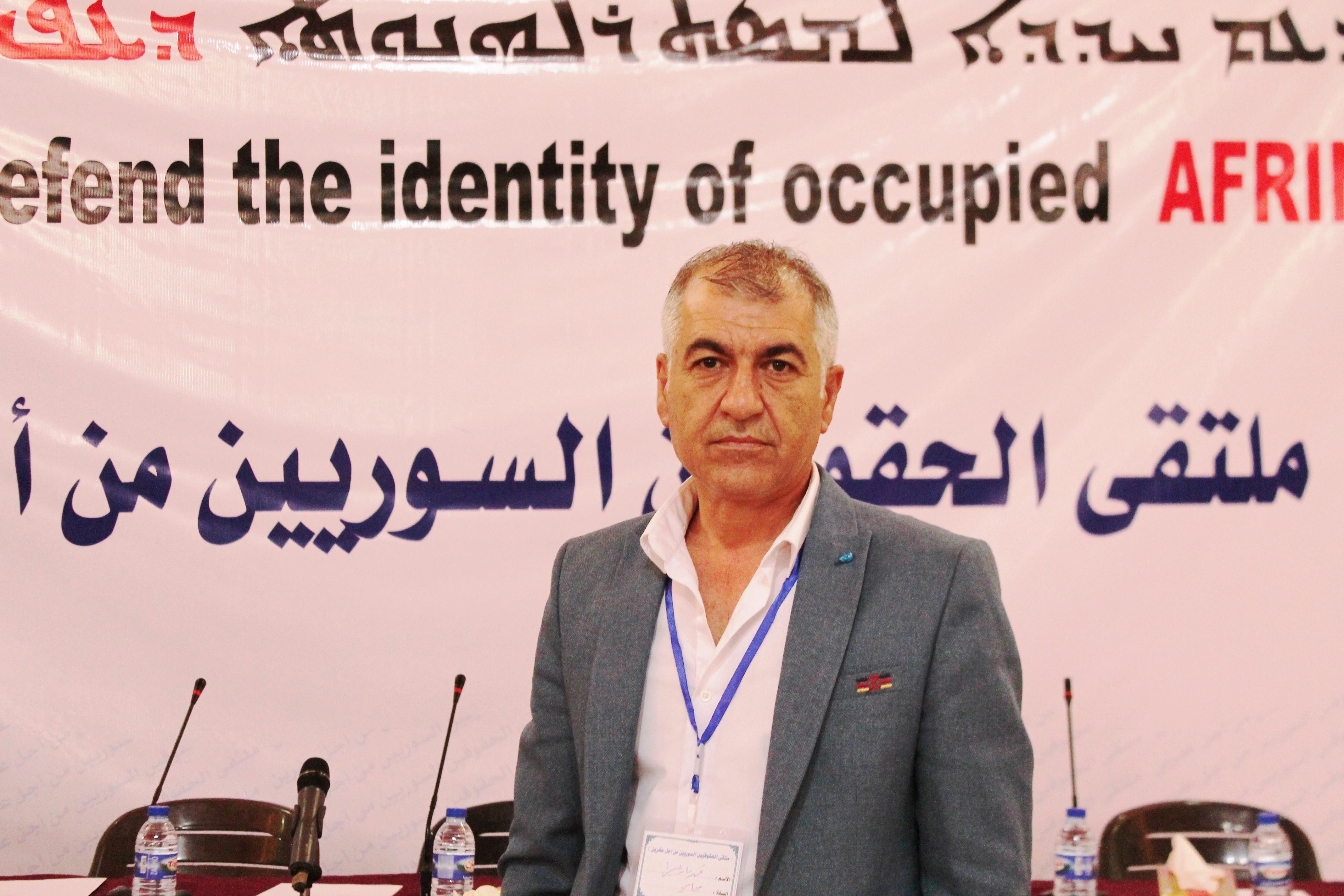 Photo of قهرمان عيسى: يجب محاسبة النظام التركي على جرائمه العدوانية