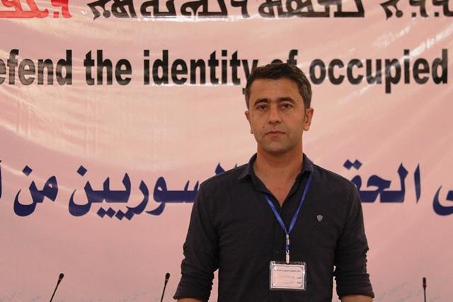 Photo of عمر: هدفنا كشف أوراق الاحتلال التركي لعفرين على منصّة المحاكم الدولية