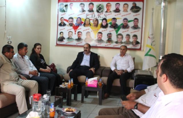 Photo of الديمقراطي الكردي السوري يؤكد على ضرورة انعقاد المؤتمر الوطني الكردستاني