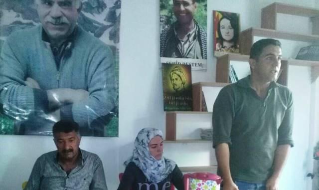 Photo of الـ PYD يعقد اجتماعاً لأعضائه في عامودا