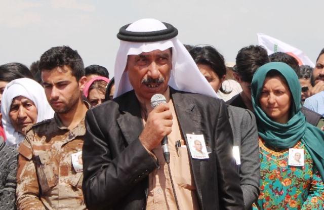 Photo of حمدان العبد: شهيدنا خالد كوتي يحثنا على تطبيق فلسفة القائد الأممي أوجلان