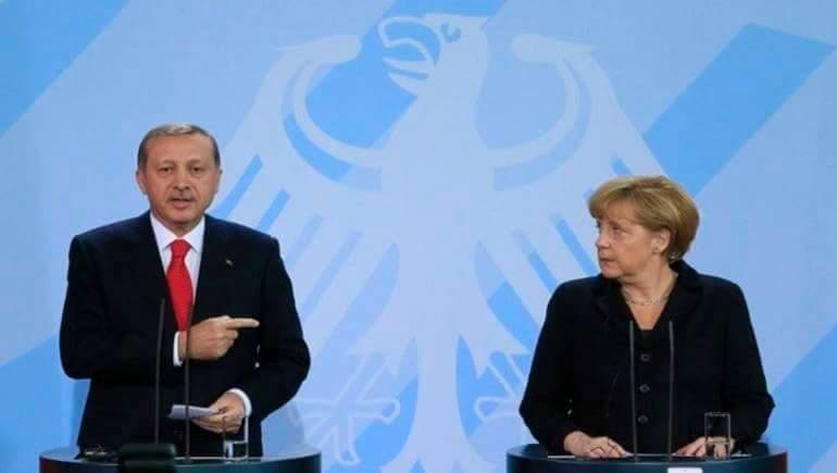 """Photo of وزارة الخارجية التركية تصف الدولة الألمانية بـ """" النفاق """""""