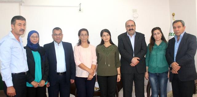 Photo of حزب سوريا المستقبل يؤيد عقد مؤتمر للمعارضة وذلك خلال لقاء مع الـPYD