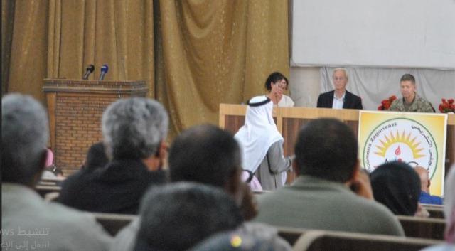Photo of سفير الخارجية الأمريكية يزور منبج ويؤكد التزامهم بحماية المدينة