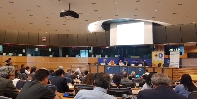 "Photo of البرلمان الأوروبي يصف احتلال تركيا لعفرين بـ ""غير شرعي"""