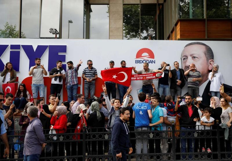 Photo of تركيا لم تعد أرضاً صالحةً للدّيمقراطيّة