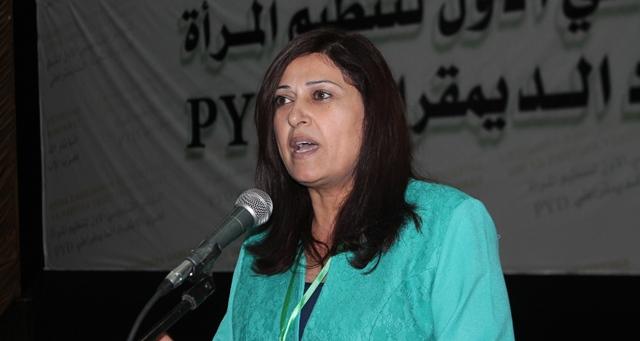 Photo of أمينة عمر: ثورة روج آفا هي الثورة الحقيقية في سوريا