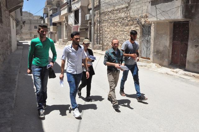 Photo of استمرار شبيبة الـ PYD بحملة المقاومة حياة
