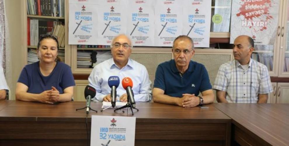 Photo of جمعية حقوق الإنسان التركية تفضح ممارسات أردوغان: