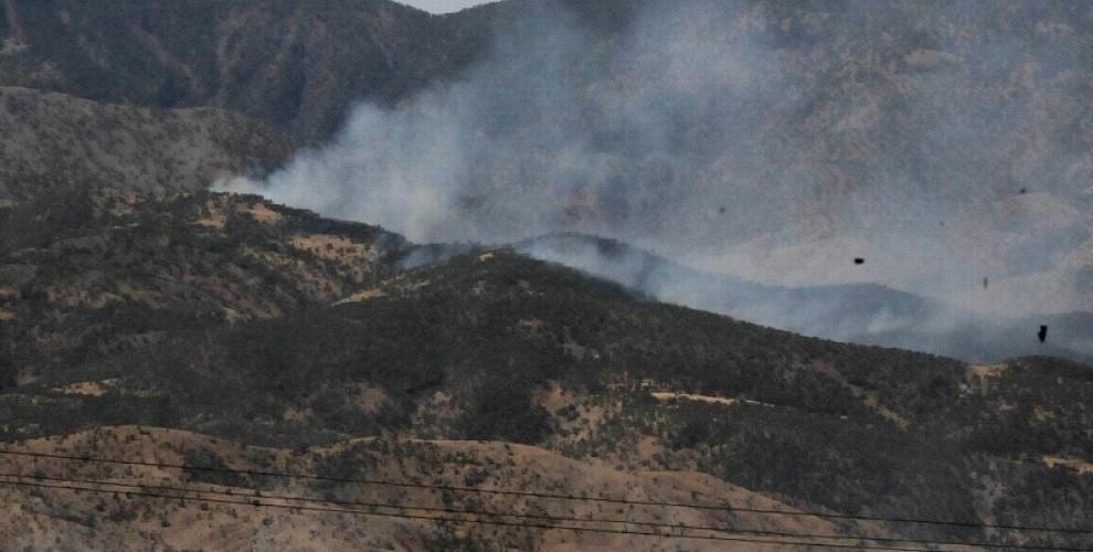 Photo of النظام التركي يقصف مدن وبلدات في باشور