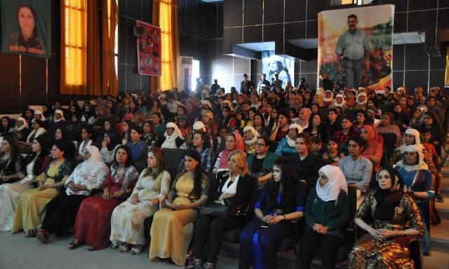 Photo of انطلاق فعاليات الكونفرانس الثالث لمؤتمر ستار في كوباني