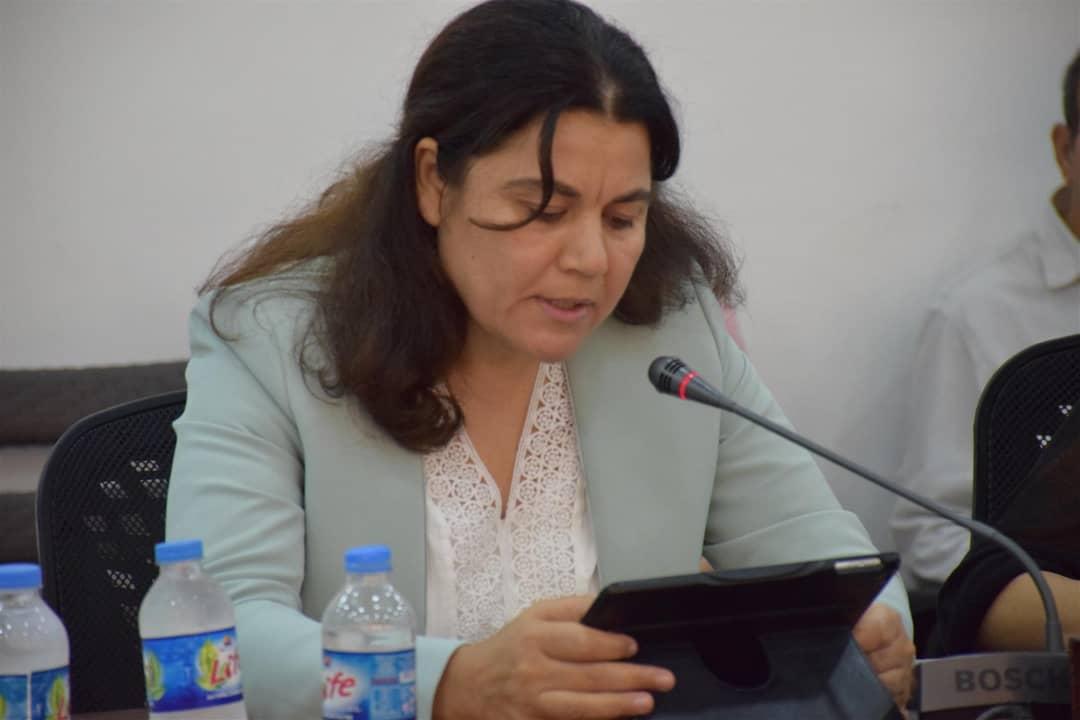 Photo of فوزة يوسف: الأزمة السورية بحاجة إلى حلول جذرية شاملة