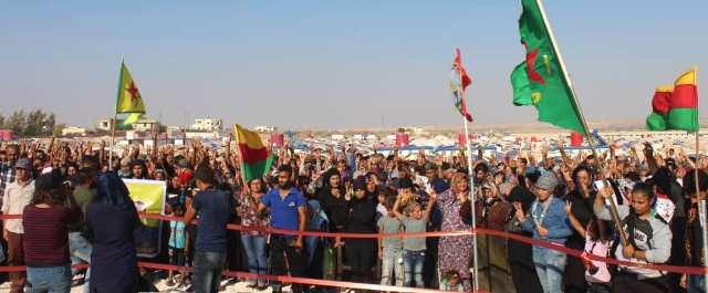 Photo of مخيم برخدان يقيم مراسيم لـ4 شهداء من مقاومة العصر