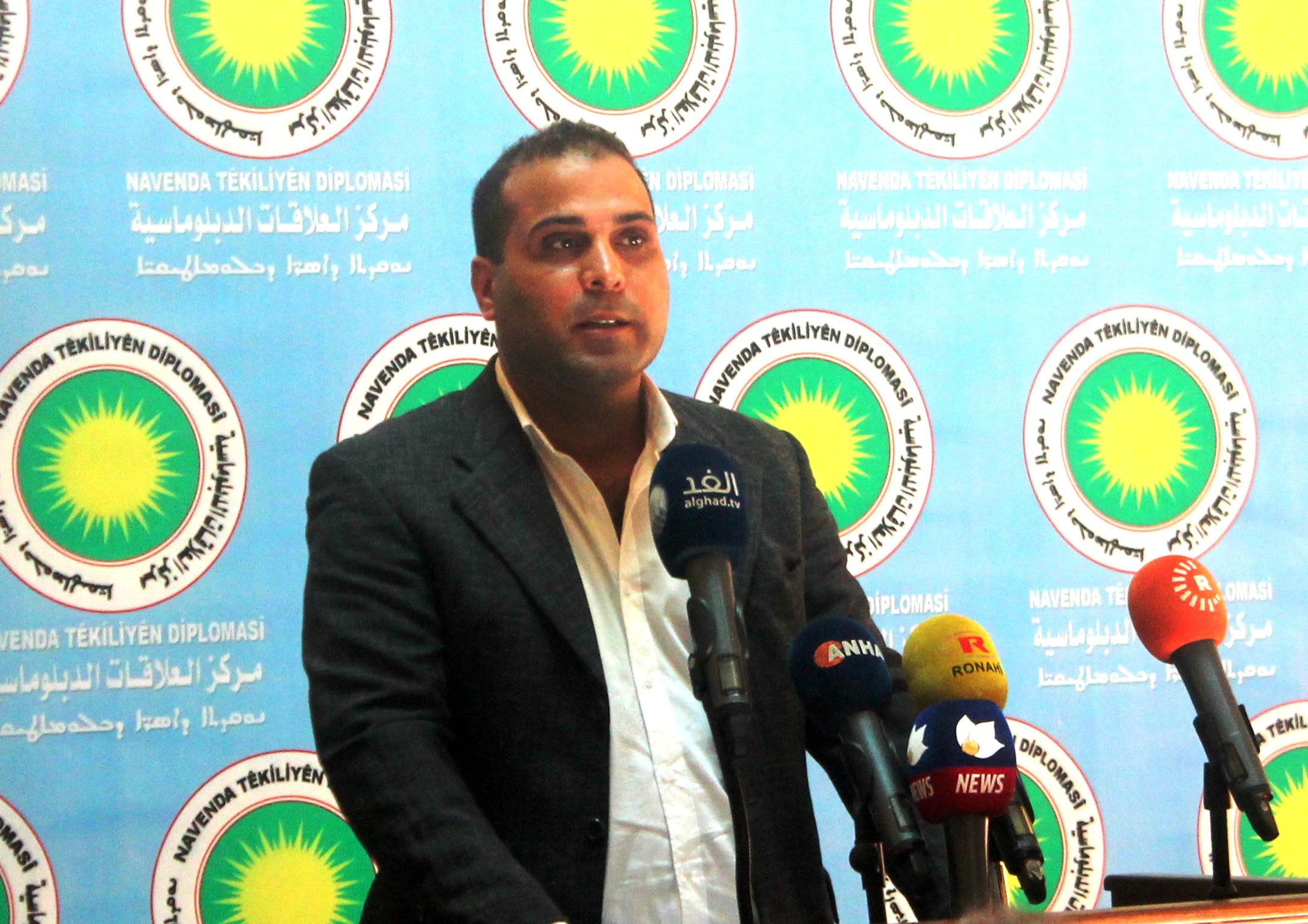 Photo of TEV-DEM: استبعاد أيّ مكوّن من مفاوضات حل الأزمة سيفشلها