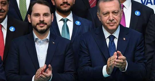 Photo of في خطوته الثانية اردوغان ينصب صهره وزيراً للمالية