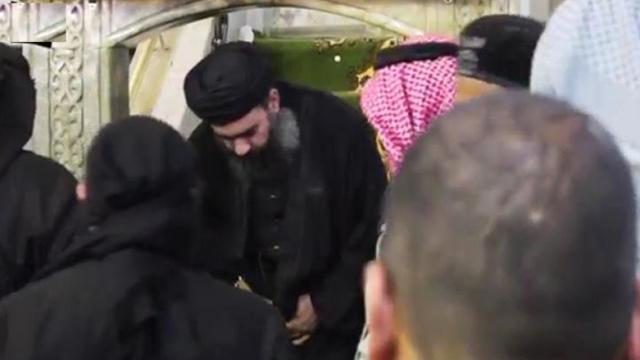 """Photo of البغدادي في تسجيل صوتي: يجب مواصلة الهجمات ضد الشيعة و""""المرتدين"""""""