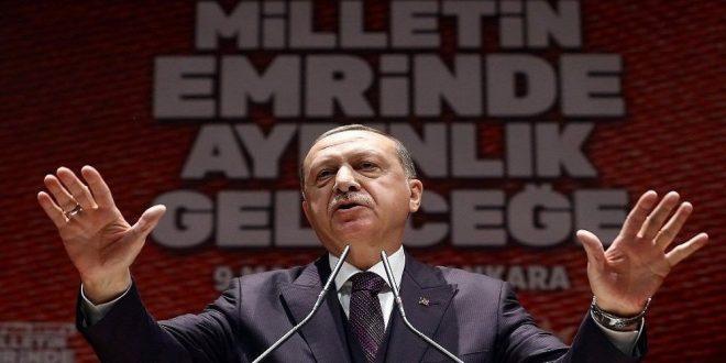 Photo of لا نهاية لمسلسل أطماع اردوغان في الشرق الأوسط