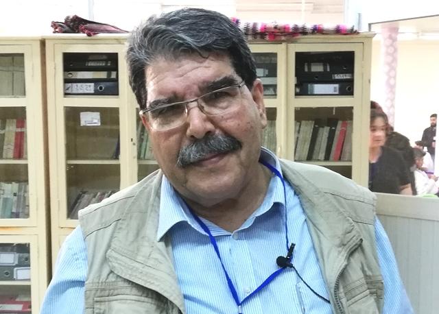 Photo of صالح مسلم: تف دم ستشهد تغيرات جذرية خلال مؤتمرها الثالث