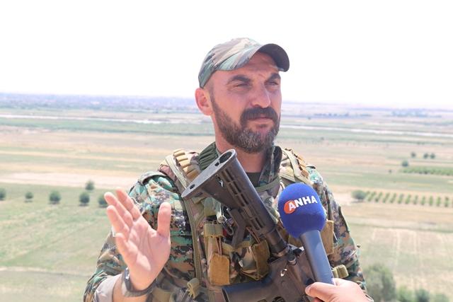Photo of شيركو حسكة: خلال أيام قليلة ستبدأ قواتنا بحملة تحرير بلدة هجين