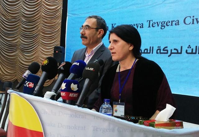 Photo of رئاسة الهيئة التنفيذية لـ TEV-DEM: تحرير عفرين قادم