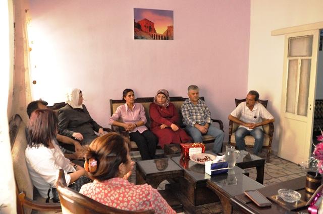 Photo of زيارة الـ PYD لمكتب حزب سوريا المستقبل في حلب