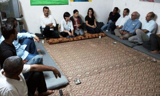 Photo of ممثليات روج آفا تعقد سلسلة اجتماعات جماهيرية في جنوب كردستان.