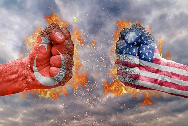 Photo of استمرار التهديدات الأمريكية لتركيا