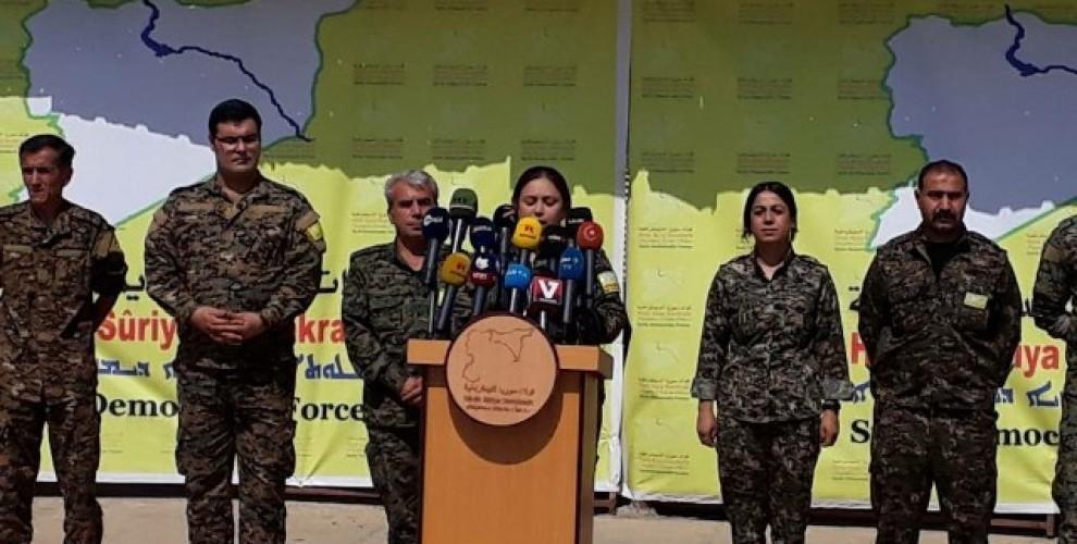 Photo of إعلان قسد عن بدء عملية تحرير هجين