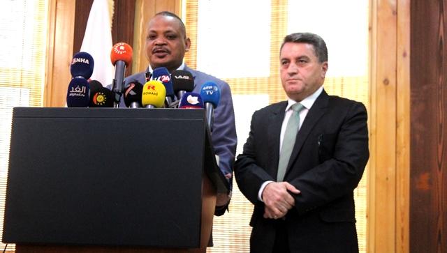 Photo of الادارة الذاتية الديمقراطية تسلم المواطنة السودانية لذويها