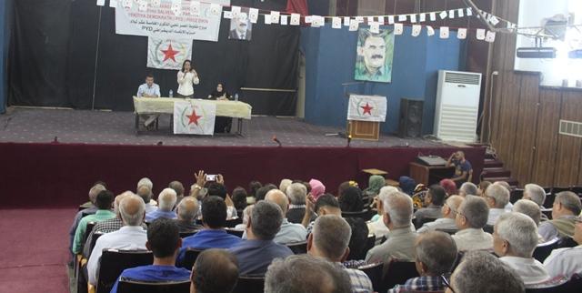 Photo of عائشة حسو: التّنازلات الّتي يقدمها أردوغان هي من أجل تعزيز احتلاله لعفرين