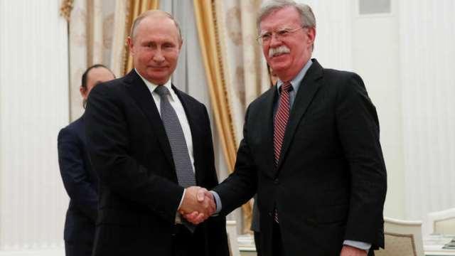 Photo of بولتون: اتفقنا مع موسكو على تعزيز التنسيق في سوريا