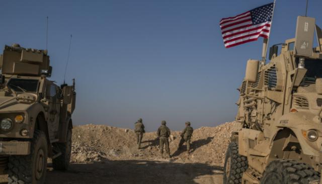 Photo of القوات الأمريكية ترد على التركية في منبج