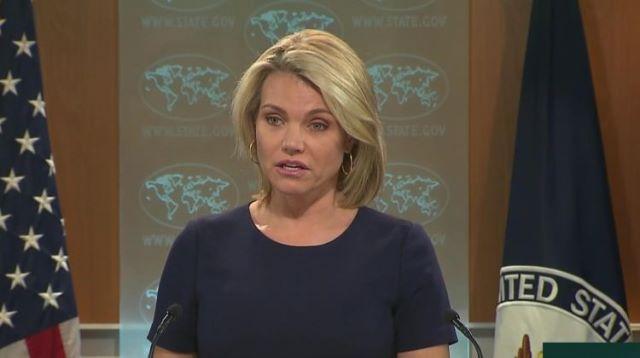 Photo of الخارجية الأمريكية: تقدم كبير في مسألة عقد اللجنة الدستورية السورية