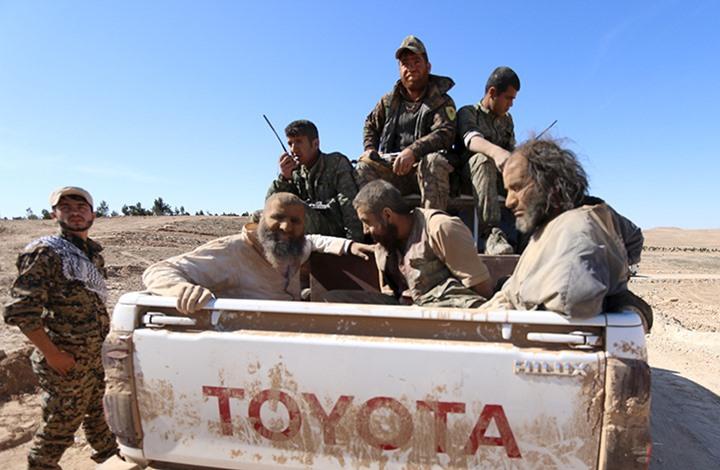 Photo of الإدارة الذاتية تطلق تحذيراً لدول العالم في استعادة مقاتليها المعتقلين لديها