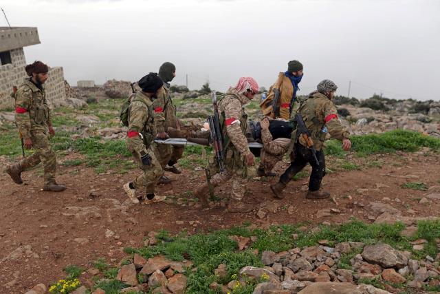 Photo of حقائق وأرقام، قتلى الجيش التركي في عفرين