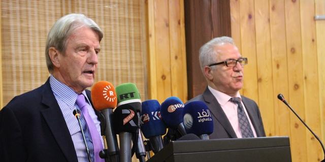 Photo of برنارد كوشنر يوضح سبب زيارته لشمال وشرق سوريا!!