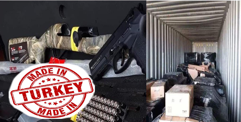 Photo of تركيا أرسلت 4.2 مليون رصاصة الى ليبيا تكفي لقتل 80% من الشعب الليبي